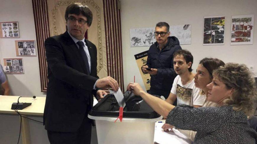 Лидерът на Каталуня ще обяви независимост до няколко дни