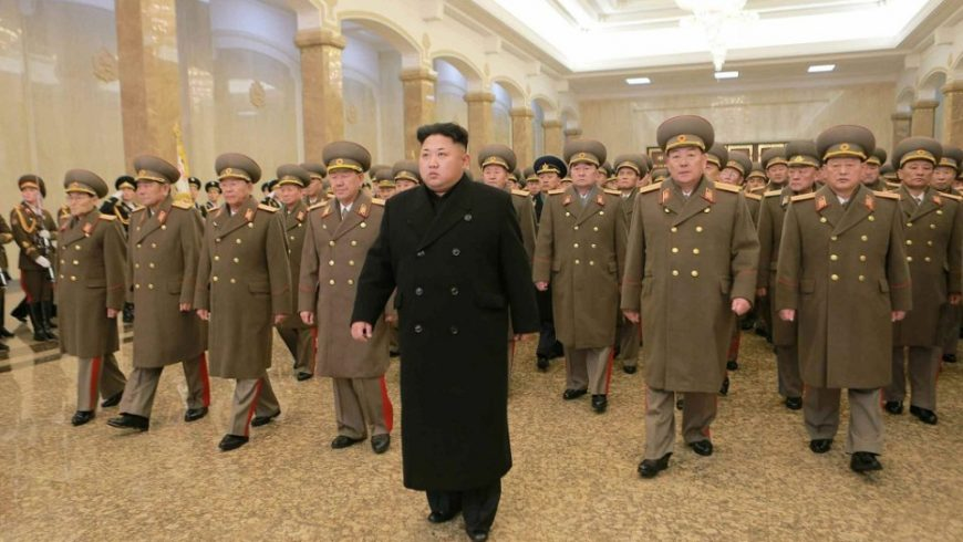 Галъп Интернешънъл: Ще използва ли Северна Корея ядрено оръжие
