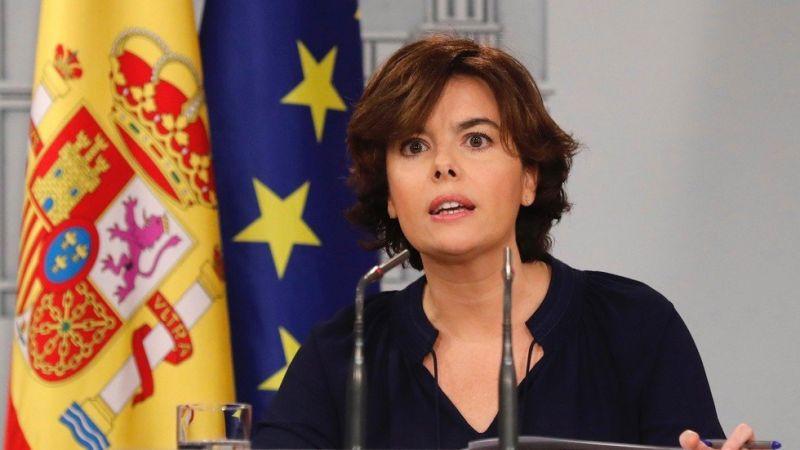 Вицепремиерът на Испания пое официално управлението на Каталуня