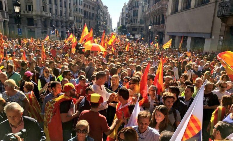 Рахой: Няма да допуснем отцепването на Каталуния