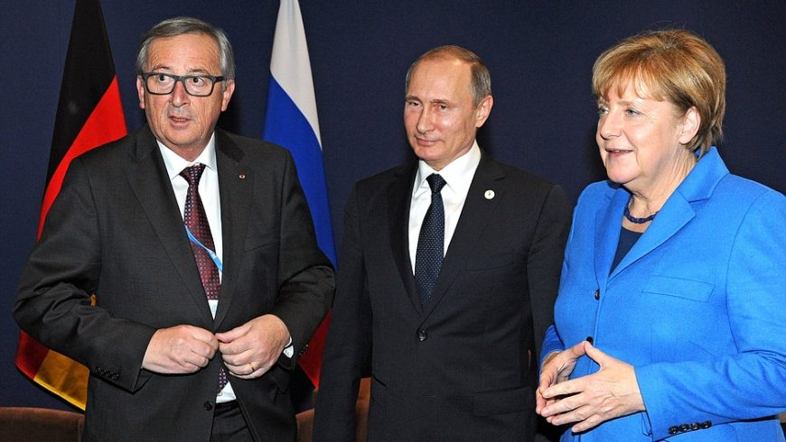 """Газпром"" проби Брюксел за ""Северен поток 2"""