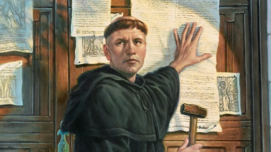 Мартин Лутер и началото на Реформацията