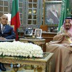 Борисов и кралят на Саудитска Арабия започнаха политически диалог
