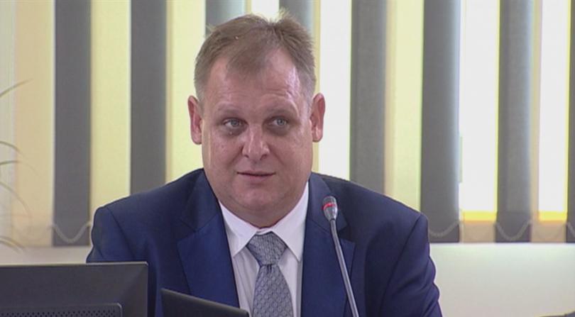 Георги Чолаков от днес официално е председател на ВАС