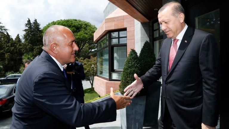 """Борисов предлага ЕС да сключи """"голямо споразумение"""" с Турция"""