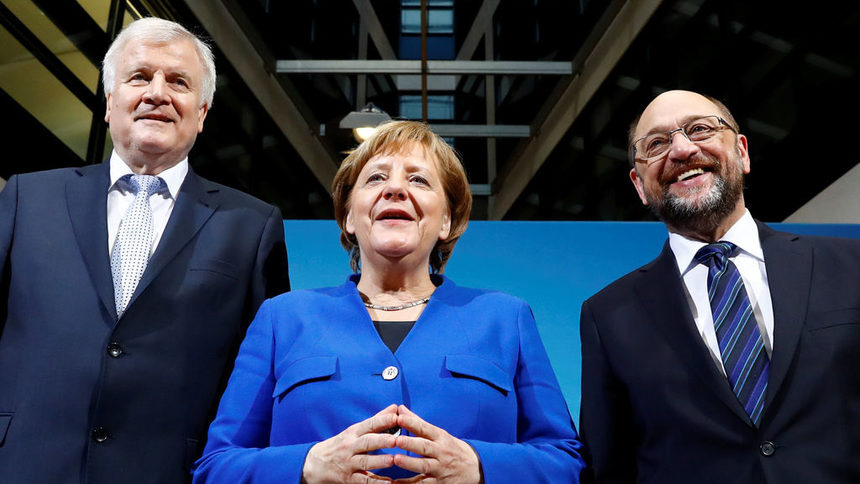 Широката коалиция в Германия е договорена