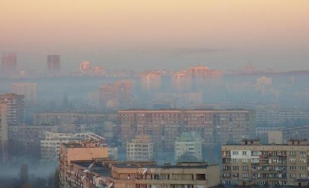 Въздухът в София отново е отровен
