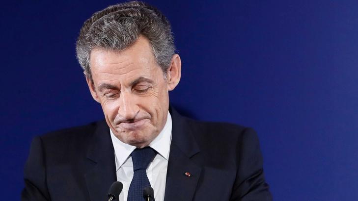 Задържаха бившия френски президент Никола Саркози