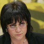 Нинова: Вече се разбра, че ГЕРБ стоят зад Гинка Върбакова