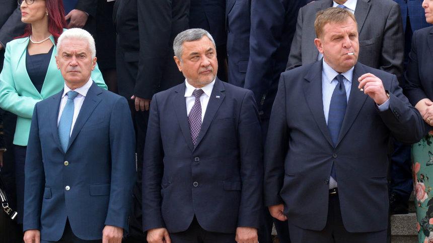 Eвропейските либерали пак поискаха ГЕРБ да развали коалицията с националистите
