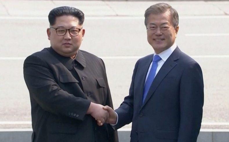 Историческа среща на лидерите на Северна и Южна Корея