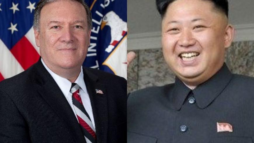 Шефът на ЦРУ се е срещнал със севернокорейския лидер Ким Чен Ун в Пхенян