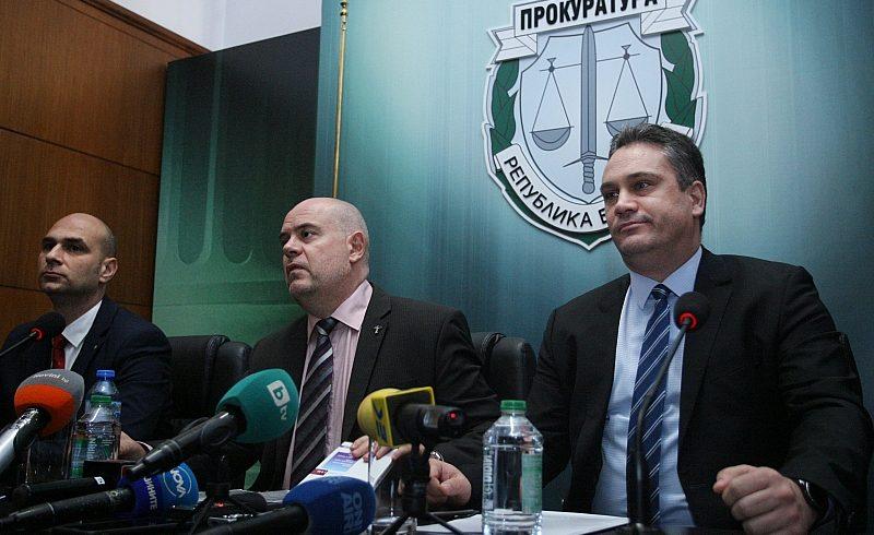 Гражданско сдружение поиска отстраняването от служба на Иван Гешев и Пламен Георгиев