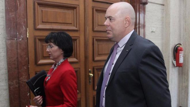 Прокуратурата поиска да не чете обвинението си по делото КТБ