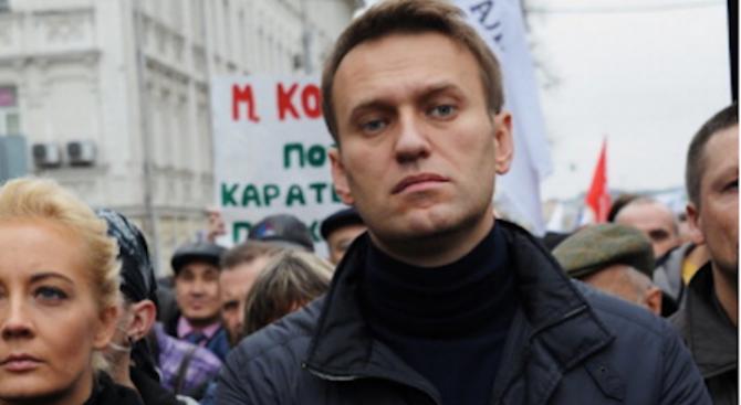 Навални отново е арестуван в Москва