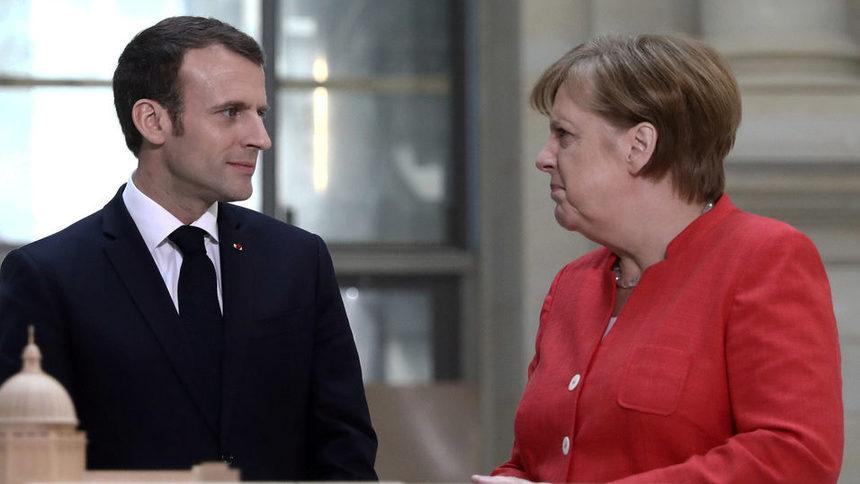 Меркел представи идеите си за реформа в еврозоната