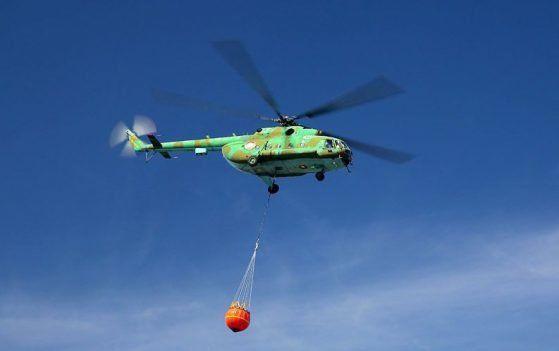 Техническа неизправност е причина за падането на вертолета