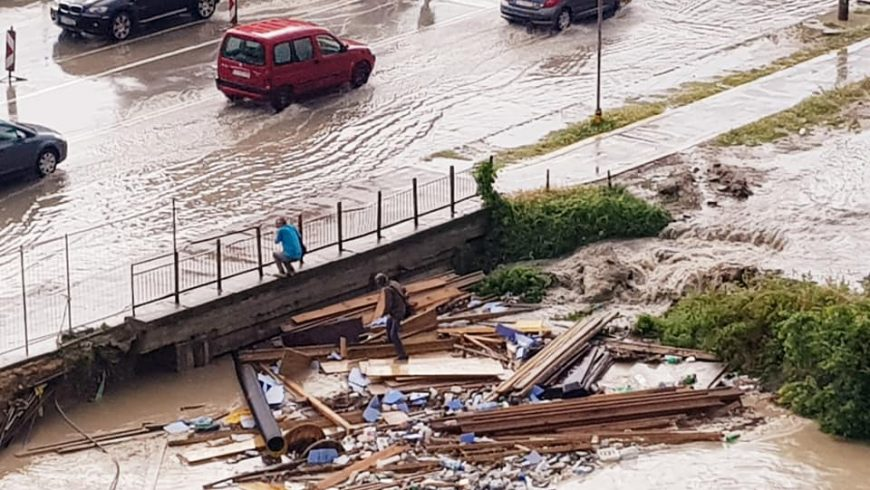 Варна няма 100 млн. лв. за предотвратяване на бъдещи наводнения
