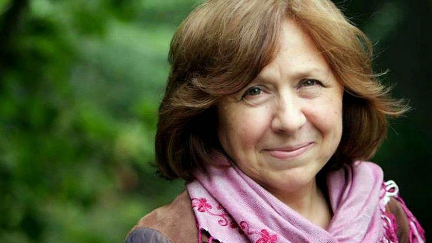 Светлана Алексиевич:  Русия е изпаднала в някаква реваншистка лудост