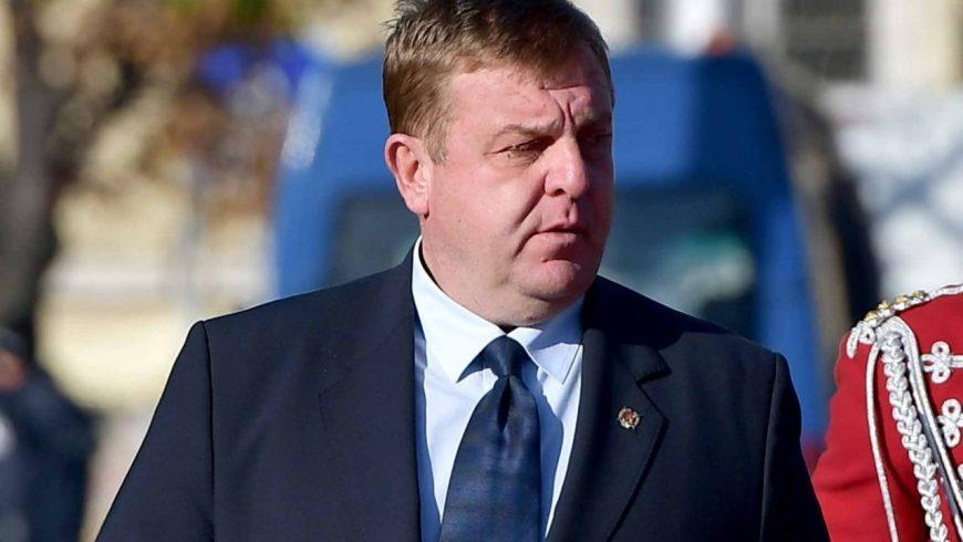 Борисов свали Валентин Радев от съвета по престъпността и го даде на Каракачанов