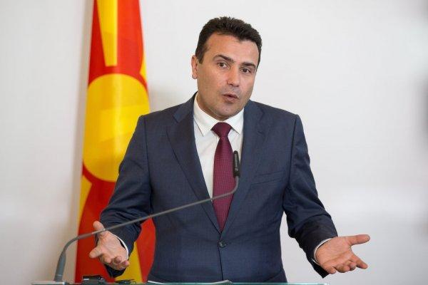"""Заев се извини за """"грешката"""" с Илинденското въстание"""