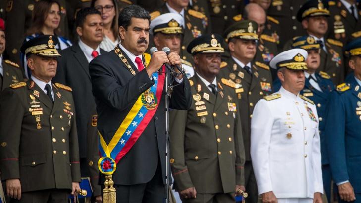 Покушение срещу венецуелския президент Мадуро с дронове (обновена)