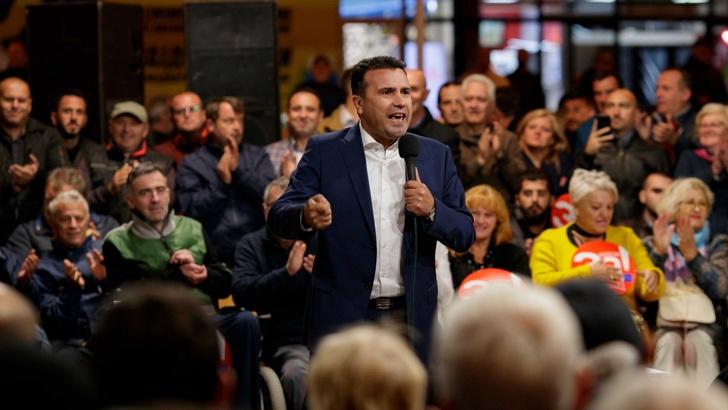 Заев: Да гласуваме заедно за европейска Македония