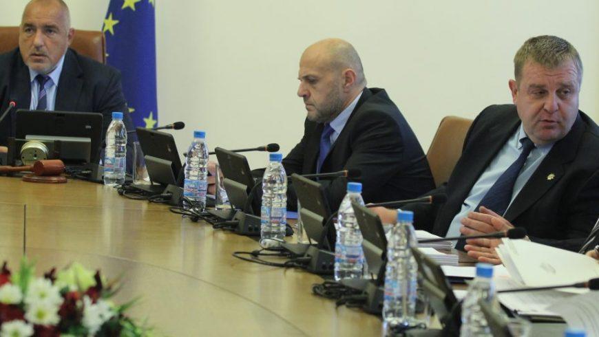 Министерският съвет утре ще обсъди увеличението на бюджетните заплати с 10% от 1 януари 2019