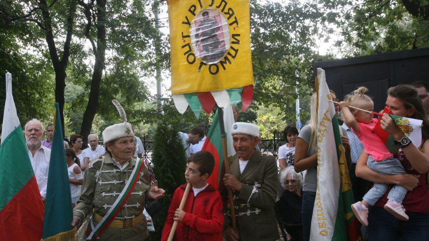 София почете Александър Батенберг, Пловдив празнува 6 септември със заря
