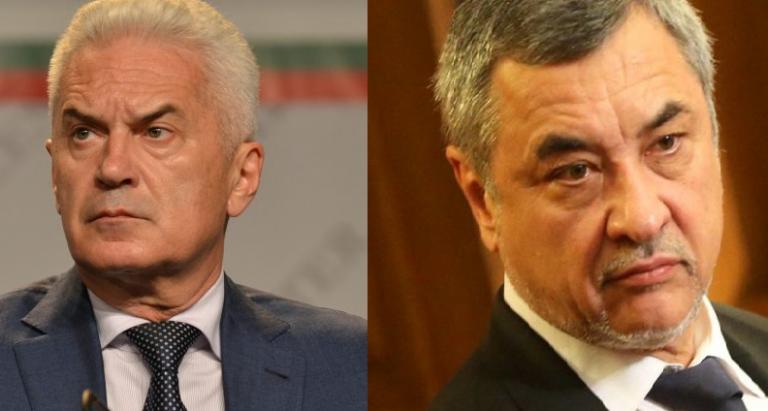 """Сидеров обвини Симеонов в """"изнудвачески хватки"""""""