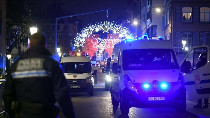 Убити и ранени в Страсбург при терористичен акт