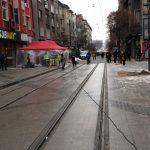 """Трамваите тръгнаха по """"Графа"""" след скандали, оставка и ремонти на ремонта"""