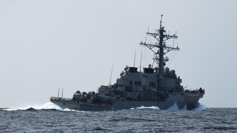 Щатите изпращат военни кораби в Черно море