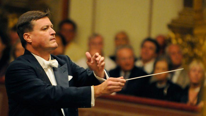 Кристиан Тилеман дебютира начело на Виенската филхармония