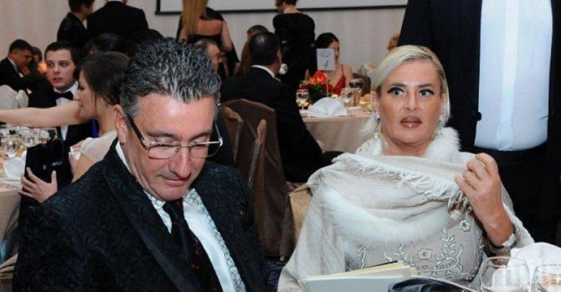 Съдът отмени запорите на Ветко и Маринела Арабаджиеви