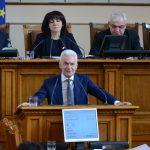 Патриотите махнаха Сидеров от парламентарното ръководство
