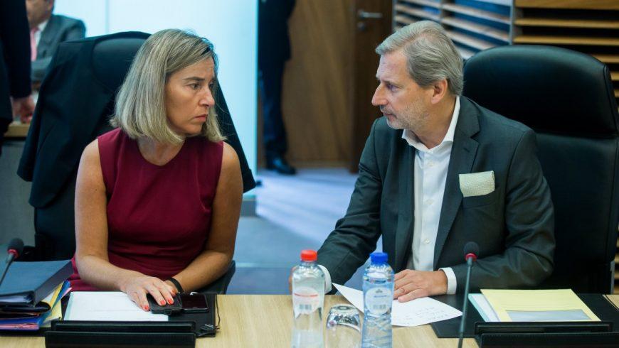 "ЕС и САЩ се договориха за ""етническа промяна"" на границите на Косово"