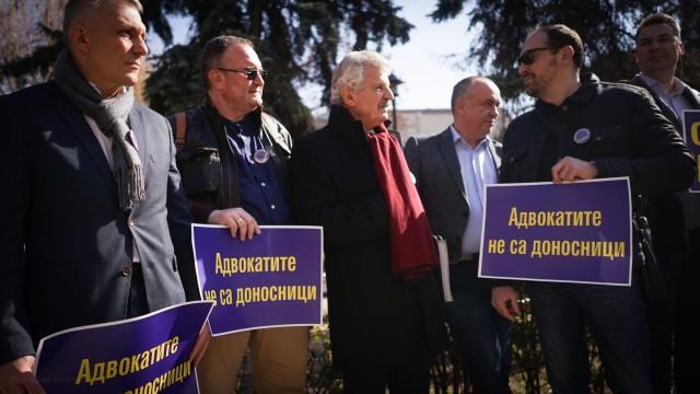 Започнаха разговори за изваждане на адвокатите от Закона за мерките срещу изпирането на пари