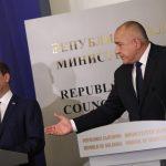 Как Борисов настани България в шантажната война между Русия и Украйна