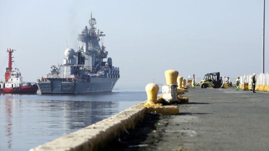 Русия и Турция са провели военно учение в Черно море