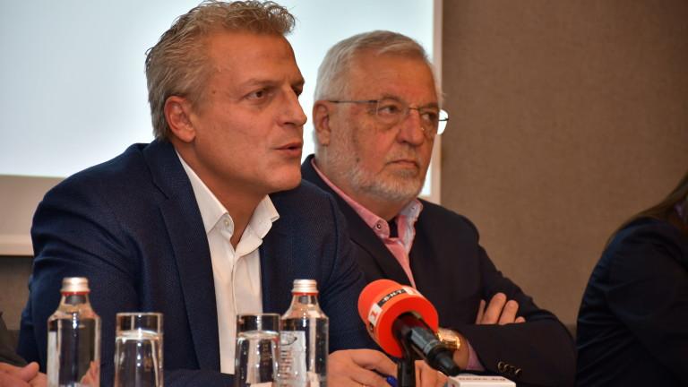 Петър Москов основа партия КОД за борба срещу либералните утопии