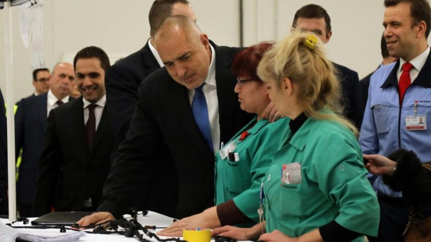 Borisov, dream investment and post-truth