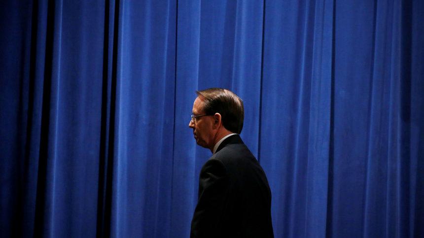 Заместник главният прокурор на САЩ подаде оставка
