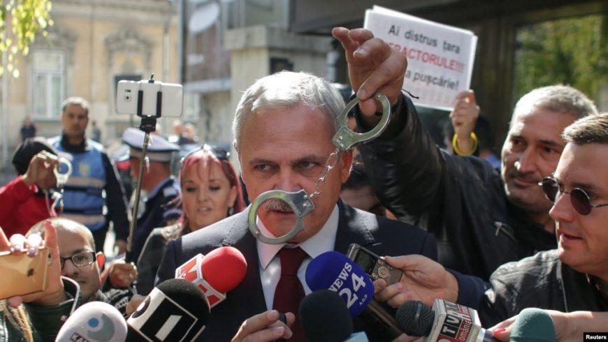 Румъния вкара най-влиятелния си политик Ливиу Драгня в затвора