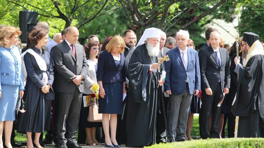 Президентът Радев: Българската писменост се е превърнала в наш щит