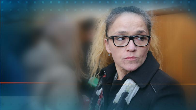 Десислава Иванчева се яви в съда с нов защитник