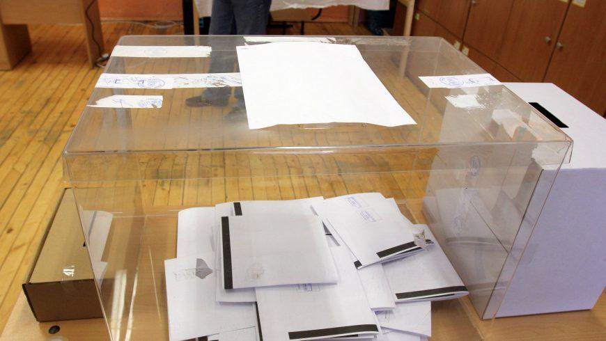 Сигнали за агитация и за неизправни машини в изборния ден