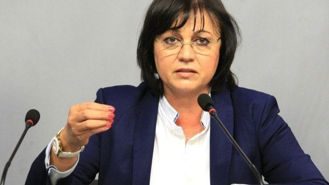 Пленумът на БСП одобри исканите от Нинова промени в ръководството