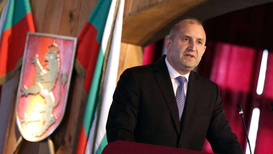 Радев: Бъдещият главен прокурор трябва да е с изявена независимост