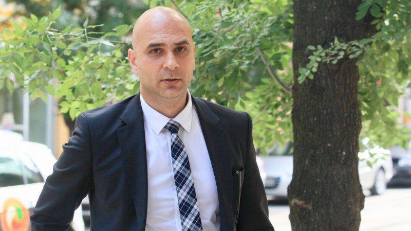 Димитър Франтишек е новият шеф на Специализираната прокуратура